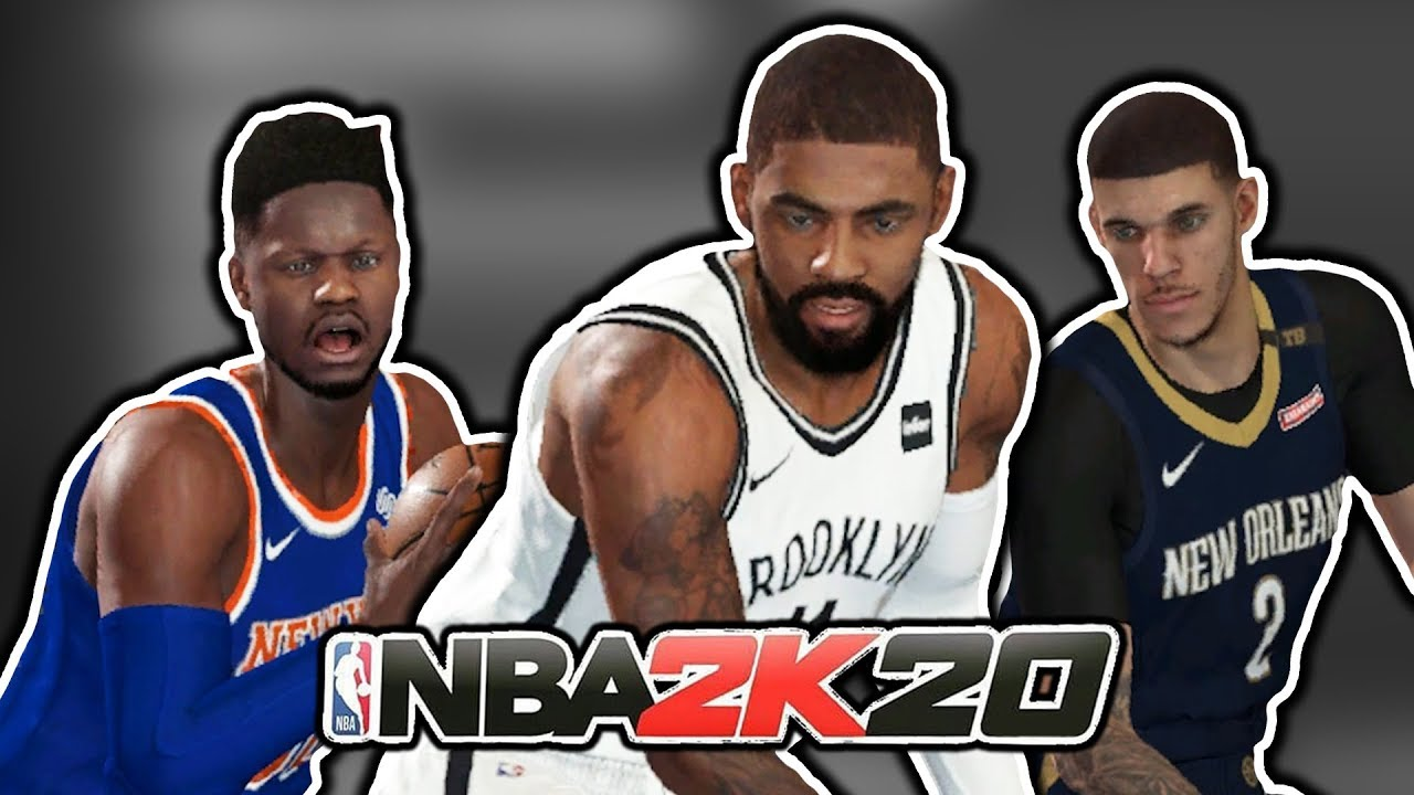 NBA 2K20 Roster Update Preview In NBA 2K19