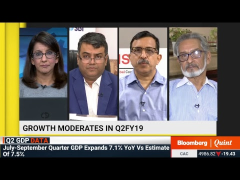 India's GDP Growth Slows To 7.1% In Q2
