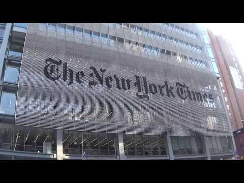 The New York Times - New York
