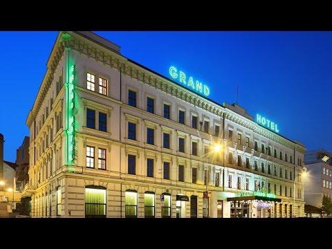 Grandhotel Brno - Brno, South Moravia, The Czech Republic