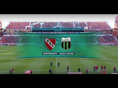 Mirá en vivo Independiente vs Nueva Chicago