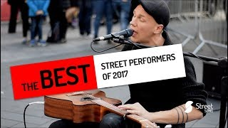 Download 5 AMAZING Street Performers singing stunning covers and great original music