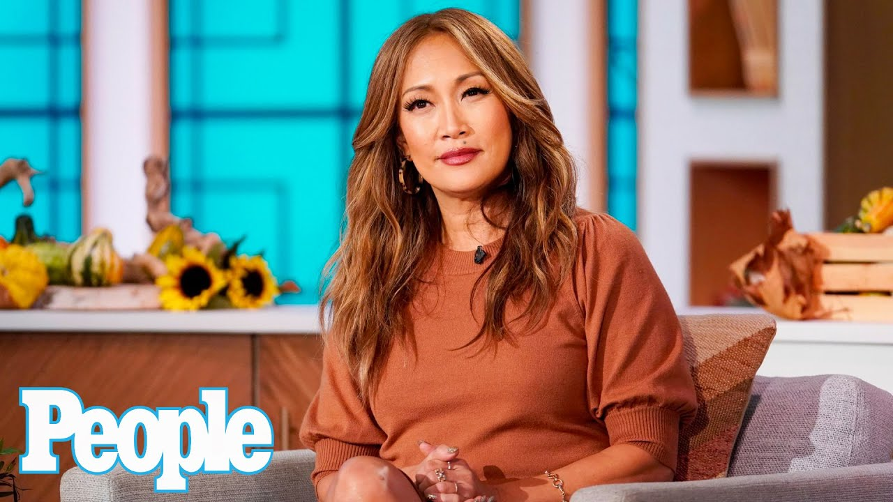 Carrie Ann Inaba taking leave of absence from 'The Talk'