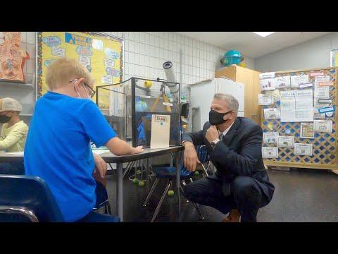 Dr. Asplen: On the Move | Taylor Ranch Elementary School