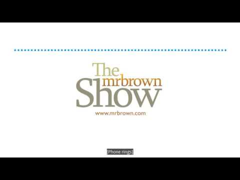 the mrbrown show: no more exams