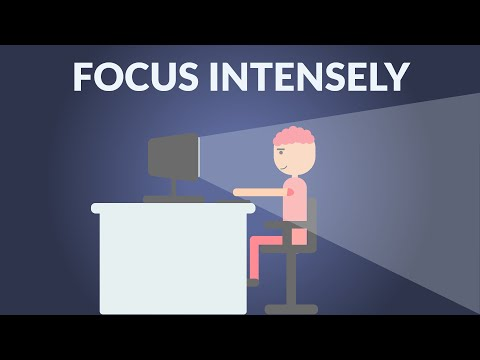 How to Focus Intensely