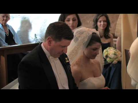 Jennifer & John's Wedding - Ballintubber Abbey & Ashford Castle