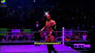 wwe 12 hhh s entrance with his my time theme my edit