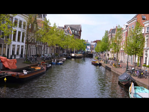 Leiden Holland -an educational city