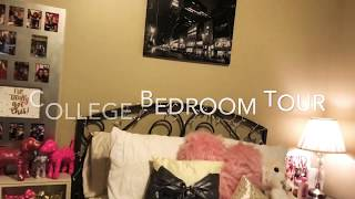 COLLEGE BEDROOM TOUR   HOW TO DECORATE YOUR COLLEGE BEDROOM