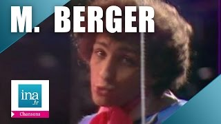 "Michel Berger et Martine Kelly ""Dans un bon show"" (live officiel) - Archive INA"
