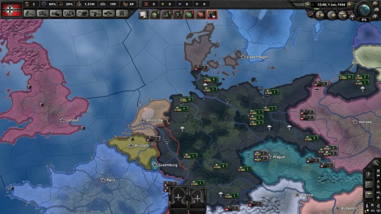 How To Declare War In Hoi4ncpro