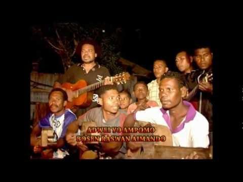 Lagu Papua - Adwei Ampom (Eyuser group)
