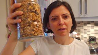 Granola nasıl yapılır?
