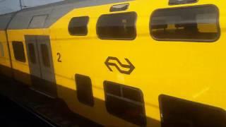 Door Nederland - aflevering 45: NS DDM-1 7203 tussen Haarlem en Alkmaar