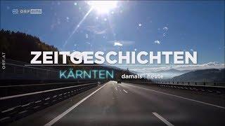 ORFeins Zeitgeschichten 7.11.2018: Kärnten
