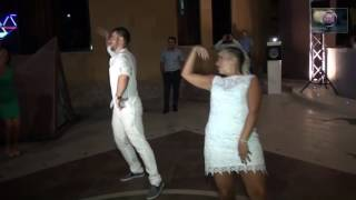 Свадебный флешмоб. 2016