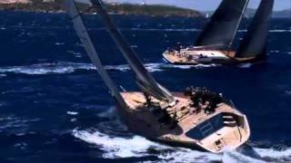 Loro Piana Superyacht Regatta 2011 Day 3  by 【MR Yacht Racing Team ®】