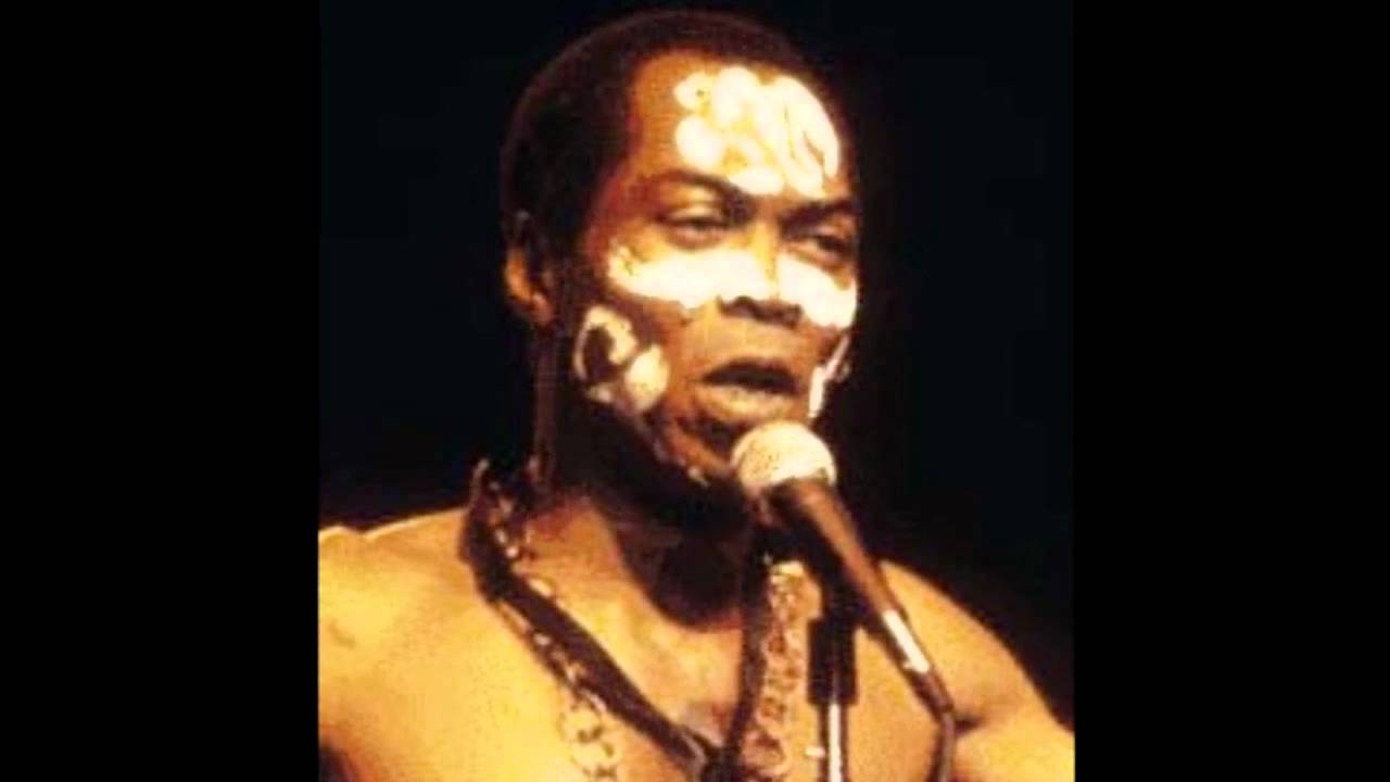 free essay on fela kuti music Musician and activist fela kuti pioneered afrobeat music and was repeatedly arrested and beaten for writing lyrics that questioned the nigerian government fela kuti.