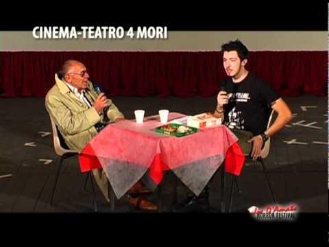 Joe D'Amato Horror Festival - Un bicchiere di vino rosso con Bruno Mattei