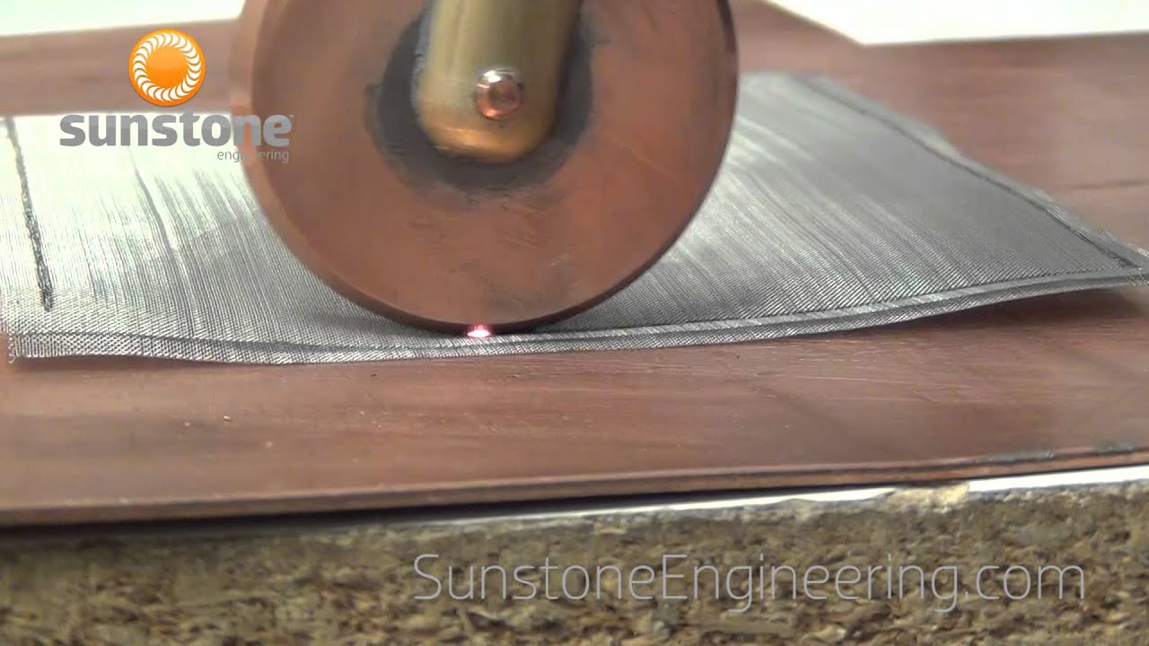 sunstone micro welding promo video [ 1280 x 720 Pixel ]