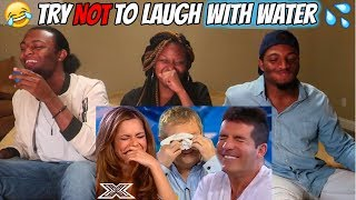Funniest Auditions on X Factor UK - Vol.2  (TRY NOT TO LAUGH) (IMPOSSIBLE!!!)