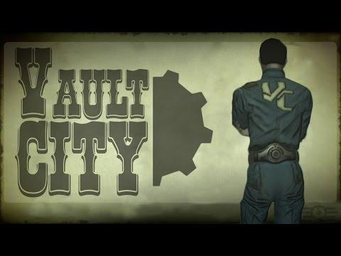 The Storyteller: FALLOUT S3 E15 - Vault City