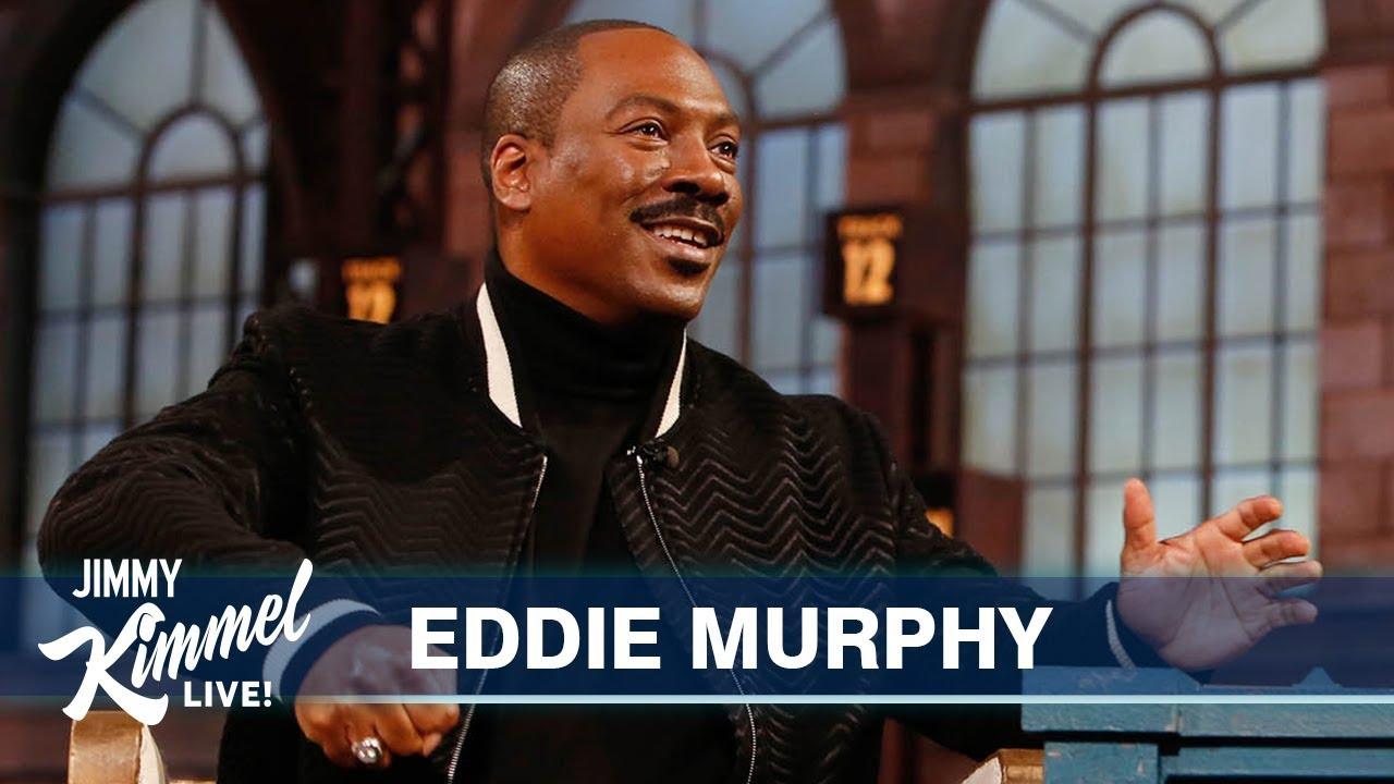 Welcome back, Eddie Murphy