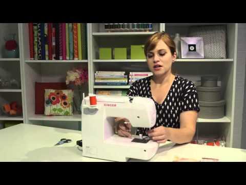SINGER® 1234 Sewing Machine - Changing Needles
