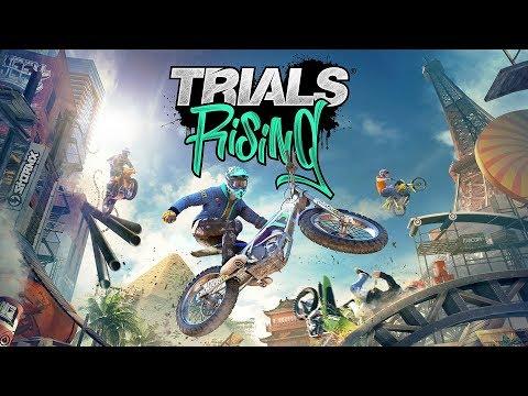 Trials Rising ce n'est pas aussi simple !