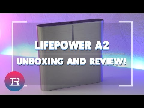 LifePower A2 Unboxing and Review!