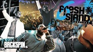 Fresh Island Festival 2017: Das Hip-Hop Festival direkt am Strand 😎☀️