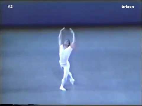 Square Dance solo - Balanchine - Legris, Boal, Lüders, Cerdeiro, Pikieris