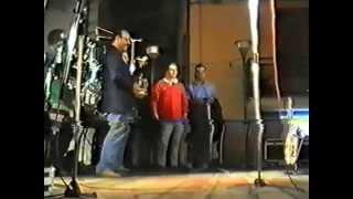 Premiazione torneo Pietrastornina Agosto 1995