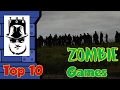 Top 10 Zombie Games - with Tom Vasel