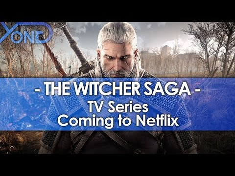 The Witcher Saga TV Series Coming to Netflix