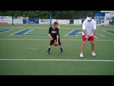 Bubby Brister (3) Quarterback Training Video