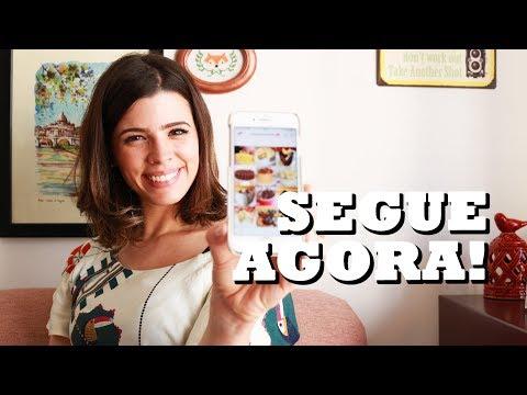 10 INSTAGRAMS DE COMIDA PARA SEGUIR JÁ! | TPM, pra que te quero?
