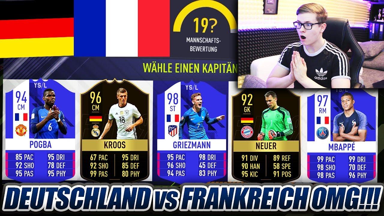 Deutschland Frankreich Nations League Tv