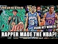 The $350M RICH RAPPER Who Made The NBA!?   Story Of MASTER P's Basketball Career!