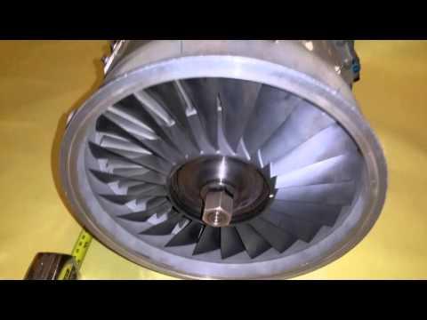 Williams International F107-WR-103 cruise missile turbofan Wasp Xjet