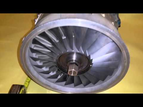 Williams International F107-WR-103 cruise missile turbofan Wasp Xjet