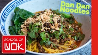 How to Make Spicy Dan Dan Noodles! - Wok Wednesdays