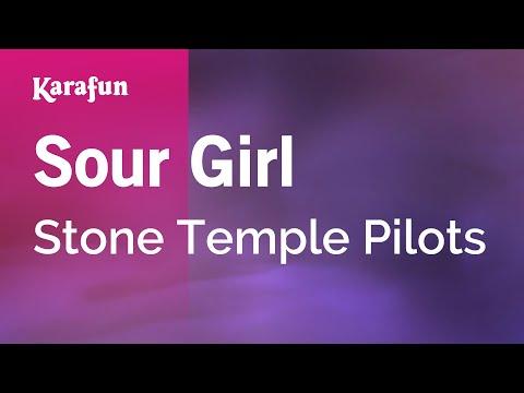 Karaoke Sour Girl - Stone Temple Pilots *