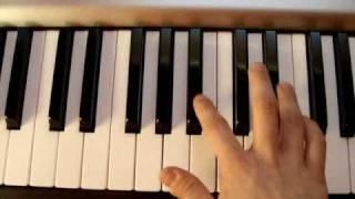 """Carl Thomas """"I Wish"""" Piano Tutorial!!"""