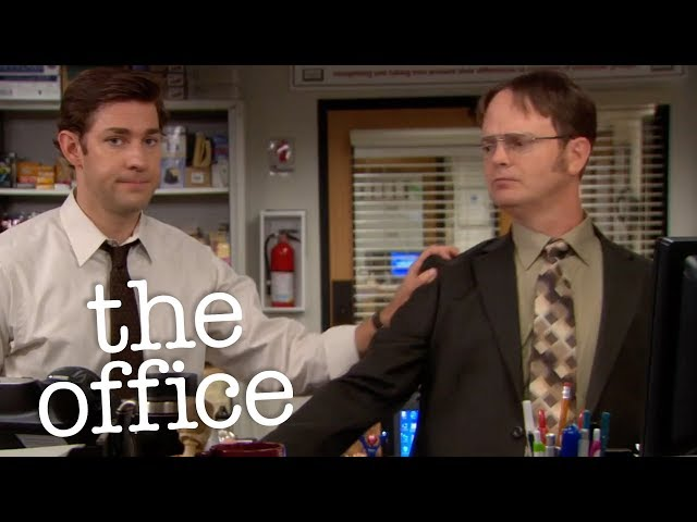 Dwights Standing Desk  - The Office US