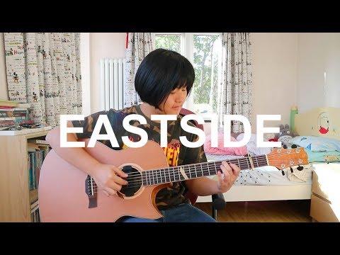 Eastside - Benny Blanco, Halsey & Khalid (fingerstyle Guitar Cover) (free Tabs)