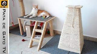 Rascador para Gatos / Cats' Scratcher