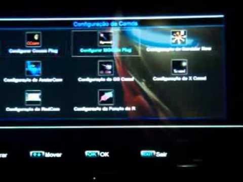 Configurar CS no Skybox M3, Skybox F3, Skybox F4