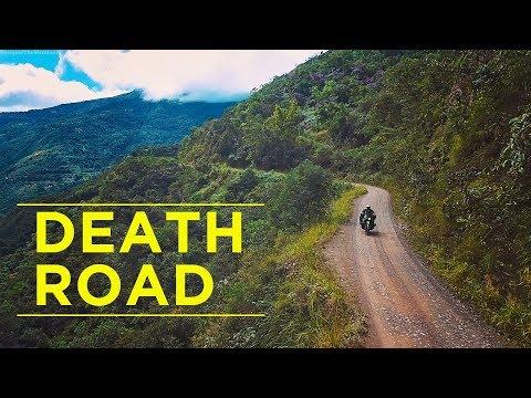 Bolivas Death Road  Worlds Most Dangerous Road